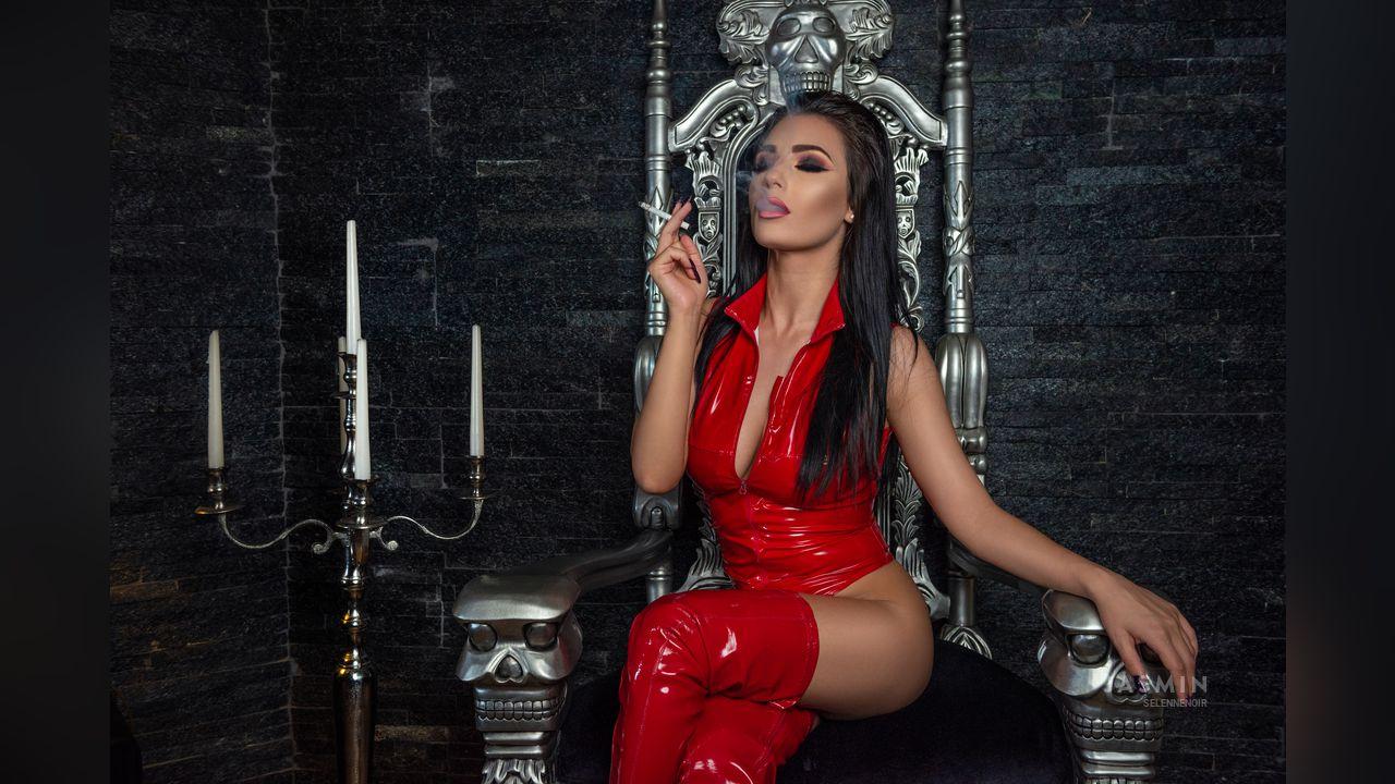 BDSM femme dominatrice livejasmin