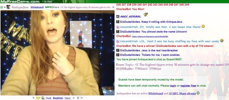 show live freemycam